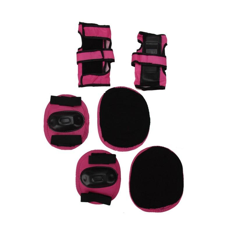 Kit Proteção Infantil s/ Capacete