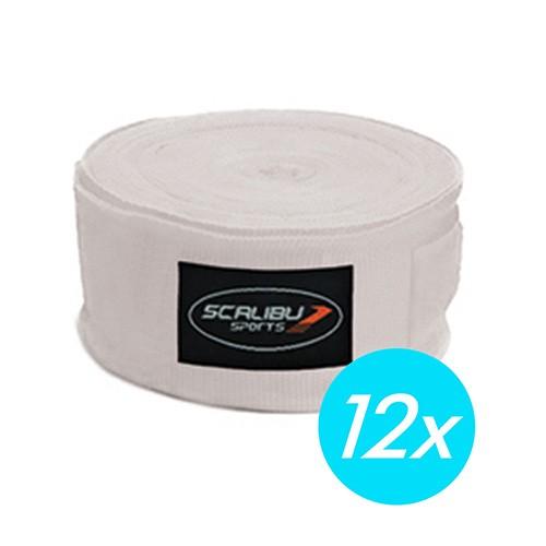 Kit c/12 Bandagens Promocionais Algodão