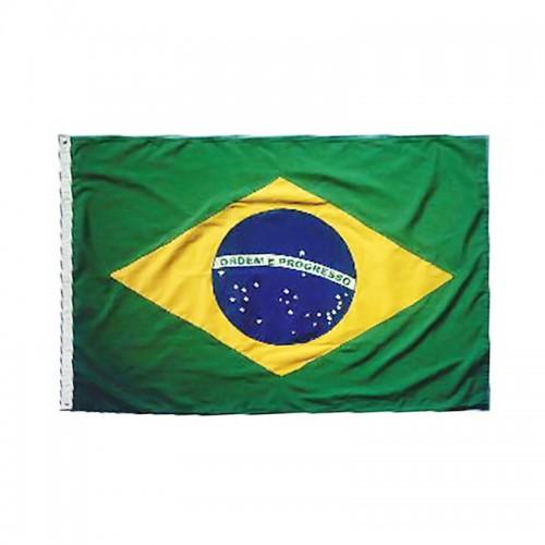 Bandeira Brasil Grande 60x90cm