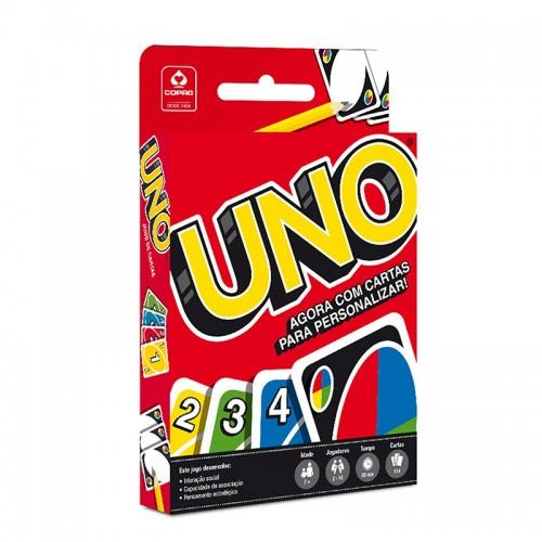 Jogo Uno Duplo c/ 12