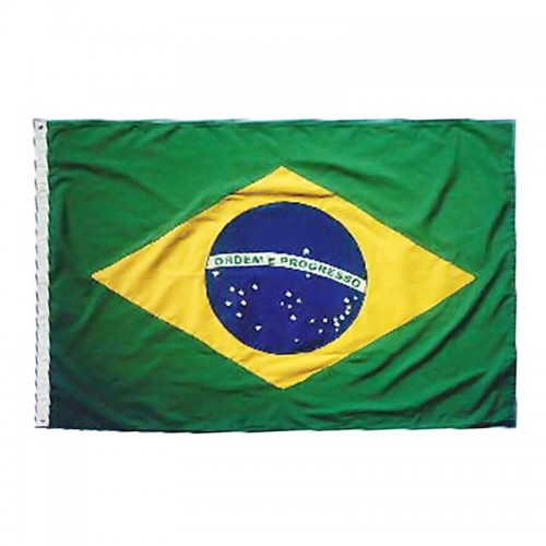 Bandeira Brasil Mega 100x150cm