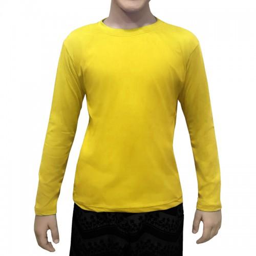 Camisa Proteção UV50 Praia Infantil Manga Longa