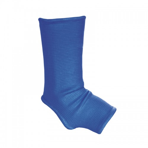Tornozeleira Azul Elástica