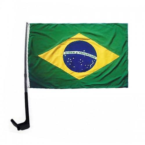 Bandeira Brasil p/ Carro