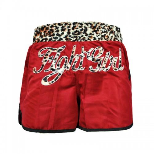 Short Muay Thai Top Feminino
