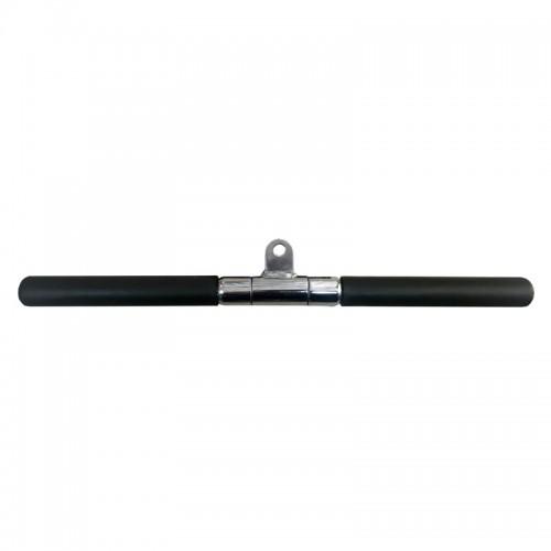Puxador Triceps Reto Articulado 53cm Cromado