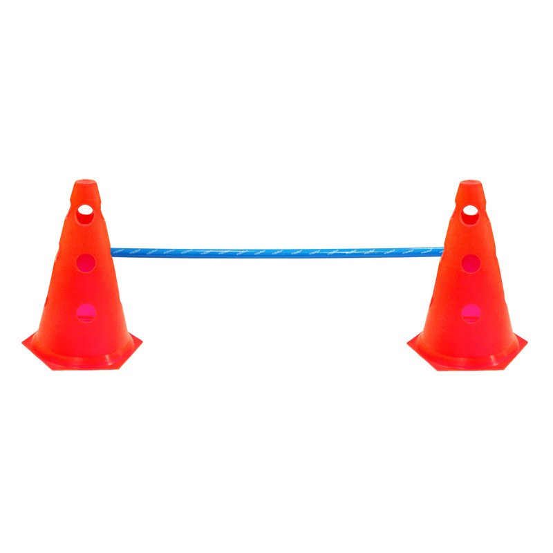 Kit Barreira c/ Cones Pequenos 24cm