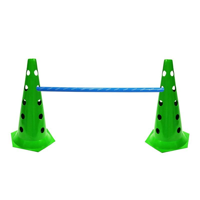 Kit Barreira c/ Cones Médios 50cm
