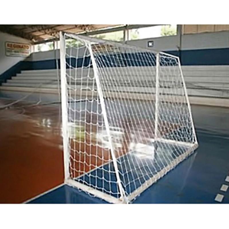 Rede Futsal Standard Fio 4 Nylon