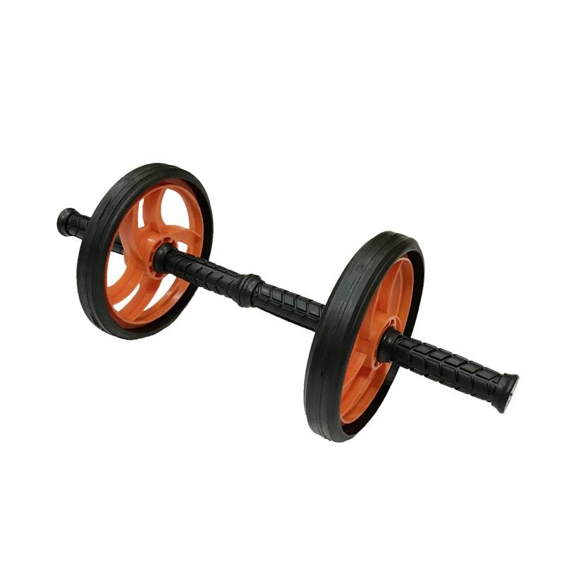 Roda Abdominal Dupla