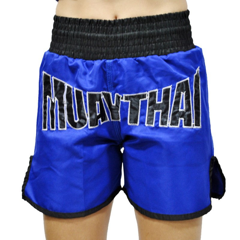 Short Muay Thai Top Infantil