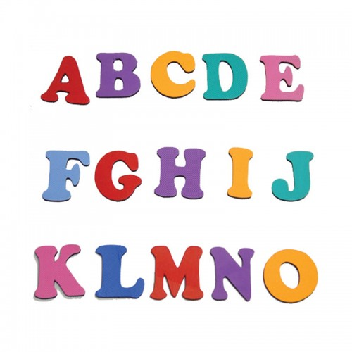 Kit Alfabeto Flutua