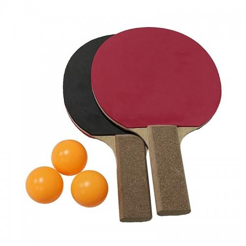 Kit Raquete Ping Pong Standard