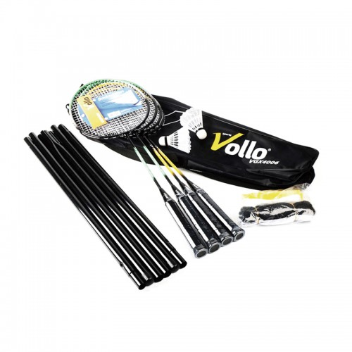 Kit Badminton Especial Vollo