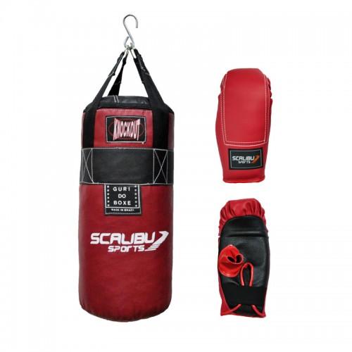 Kit Boxe Infantil Saco/Luva