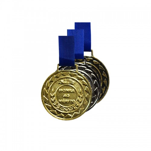 Medalha Crespar M30 30mm