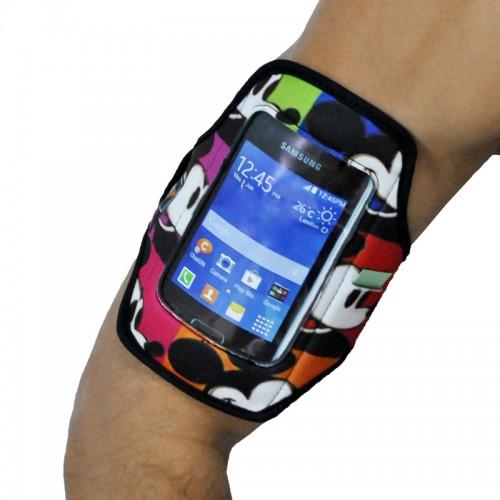 Porta Celular (9,5x14,5cm) Iphone 5/5S/SE