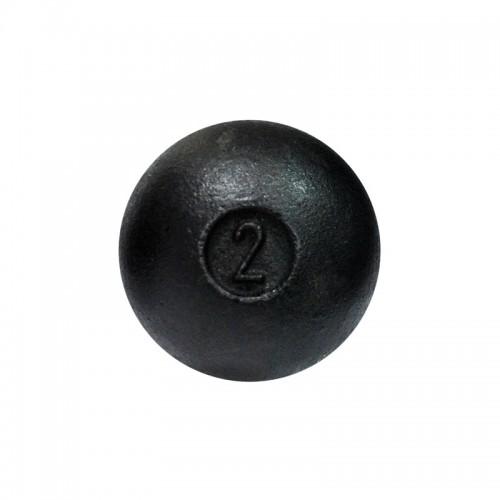 Bola de Arremesso 2kg