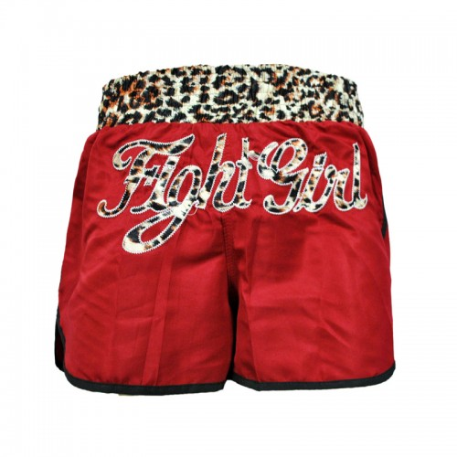 Short Muay Thai Top Feminino