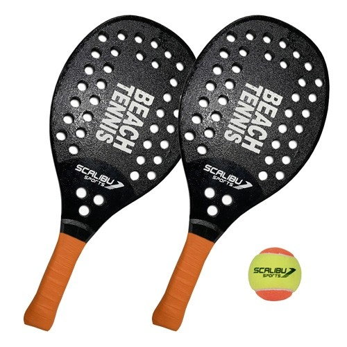 Kit Beach Tennis Scalibu Pro