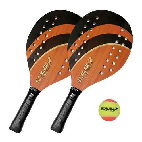 Kit Beach Tennis Scalibu Vip